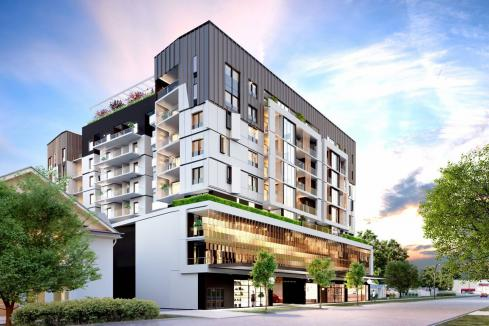 Construction starts on $55m apartments