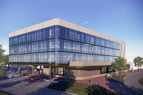 Georgiou to build $17m Bunbury office