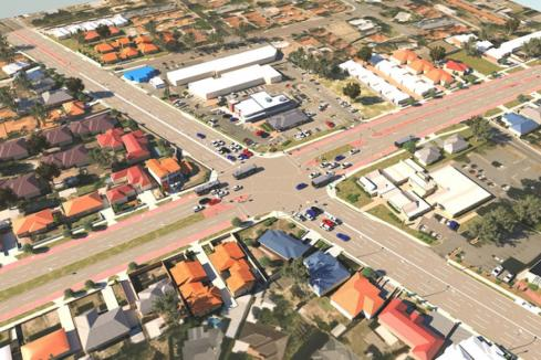 $20m upgrade for Perth intersection