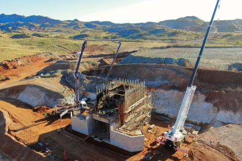 Calidus achieves crucial milestone on path to gold production
