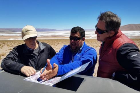 Galan delivers Argentine lithium brine boost
