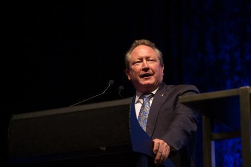 Forrest calls carbon offsets `unreliable'