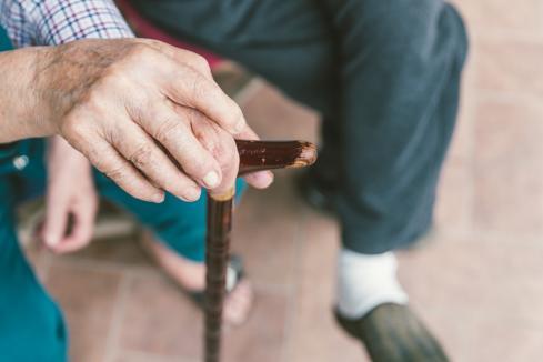 Unprepared for ageing
