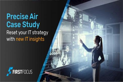 Reset Your IT Strategy With New IT Insights - Case Study
