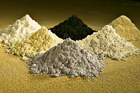 ABx testing shows heavy rare earths recovered by cold water leaching