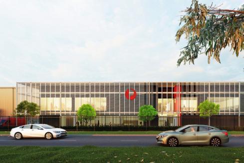 PS Structures to build $82m Aust Post centre