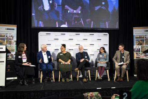 BCEC: Arts to be more like sport