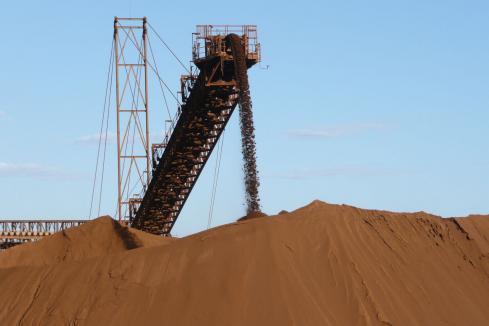 FMG dumped as iron ore tumbles