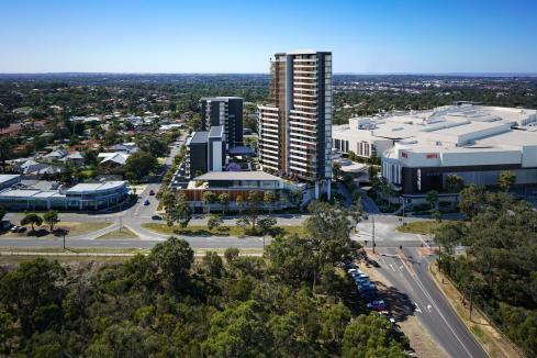 $150m Karrinyup high-rise given green light