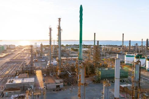 BP to study Kwinana hydrogen