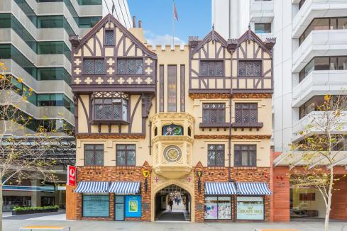 Fragrance Group buys London Court for $28m