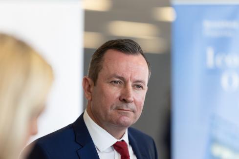 McGowan wants more Pfizer vaccine doses
