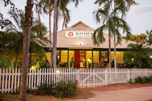 Good Drinks buys Queensland pub for Matso's brewery
