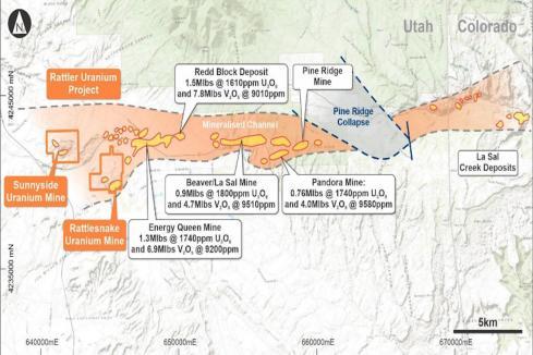 Okapi snaps up old uranium mine in USA