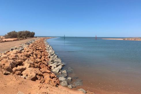 Ertech to build Onslow marina