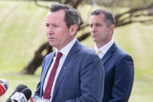 Subs fallout as McGowan slams feds