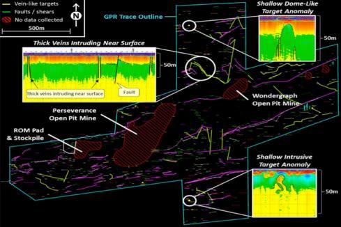 Barton identifies shallow targets at Tarcoola project