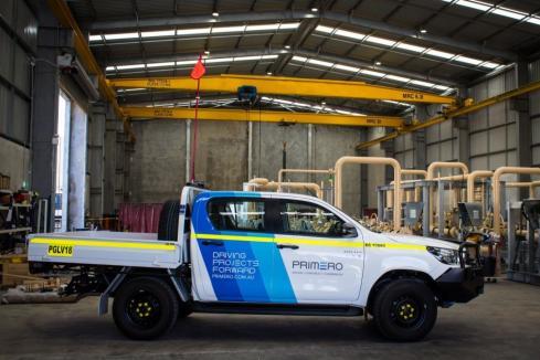 Primero wins lithium, vanadium plant contracts