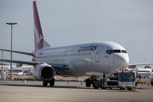 Qantas boss gets nearly $2m pay