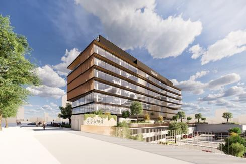 Lendlease's $45m office tower given green light