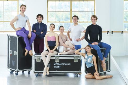 WA Ballet hires seven new dancers