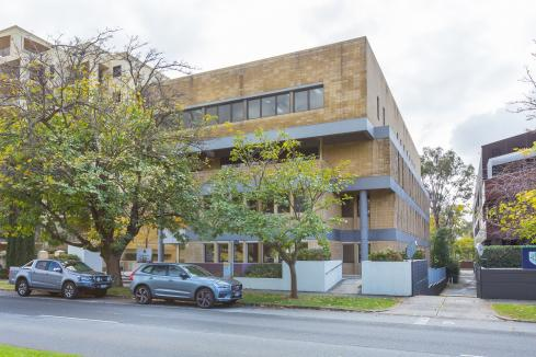 Stokes buys $12m office building