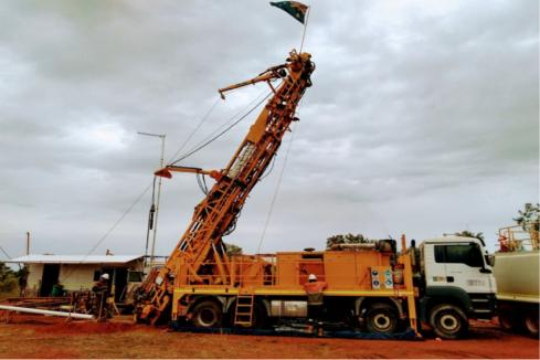 West Cobar fires up rig to drill test exciting NSW copper targets