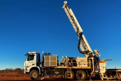 Latitude fires up drill rig for Murchison gold hunt