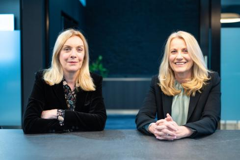 Gaines sisters team up in business