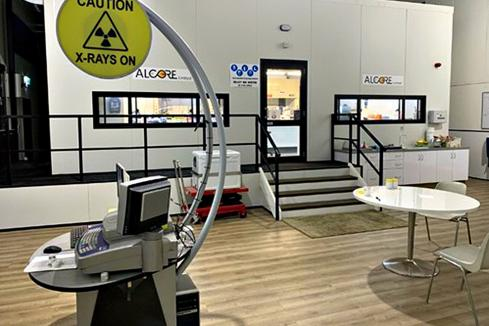 ABx models up proprietary aluminium fluoride process