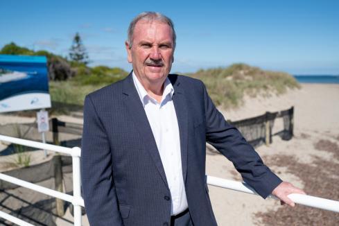 Rockingham bids adieu to mayor