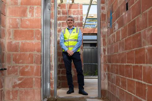 House builders walking a tightrope