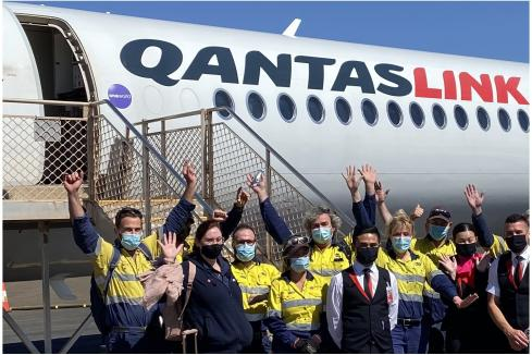 Fortescue debuts South West to Pilbara flight