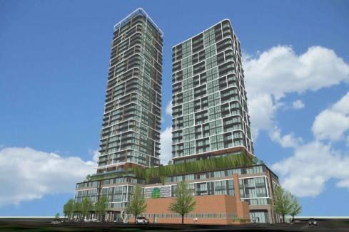 Finbar's East Perth apartment towers a step closer