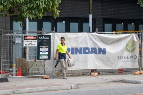 Pindan pays out Bankwest