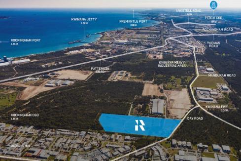 Hesperia launches Rockingham industrial estate