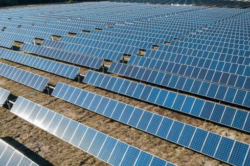 Superior Lake turns to solar