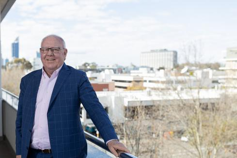 Goyder steps down as Chalice chair
