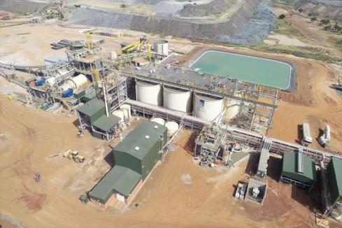 West African Resources in $133m acquisition