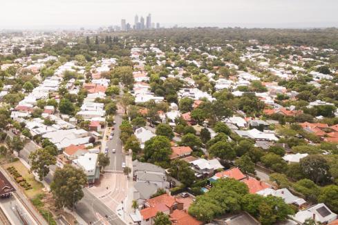 Perth home values soar 18 per cent