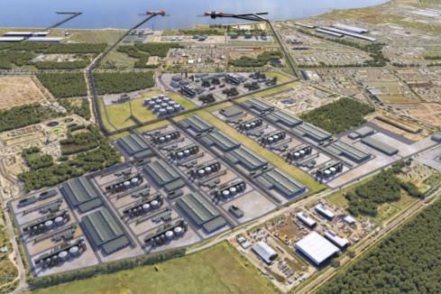 Woodside floats $1bn-plus Perth hydrogen plan