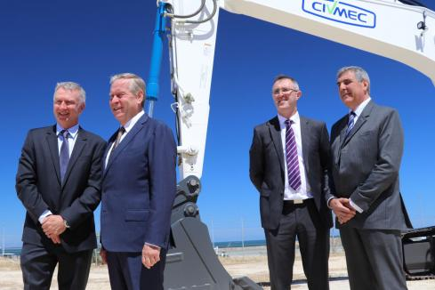 Civmec to invest $80m in defence facility