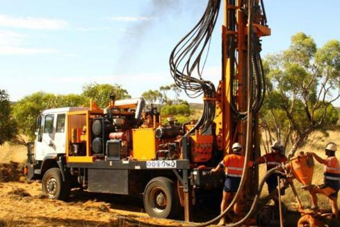 Terrain investigate on-site processing to fast track small scale production