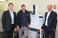 Private capital backs testing lab merger
