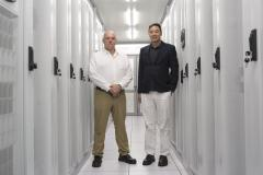 Data centres target top tier