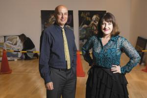 Art gallery taps into corporates, startups