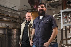 Artisans distil spirits' true essence
