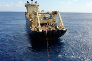 Progress made on submarine cables