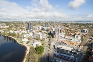 Canning Bridge an apartment hotspot