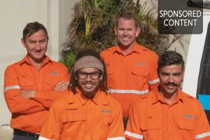 Ex-AFL champion using STEM to help young Aboriginal people build strong careers